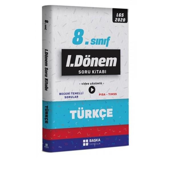 2020 Lgs 1 Dönem Türkçe Soru Kitabı