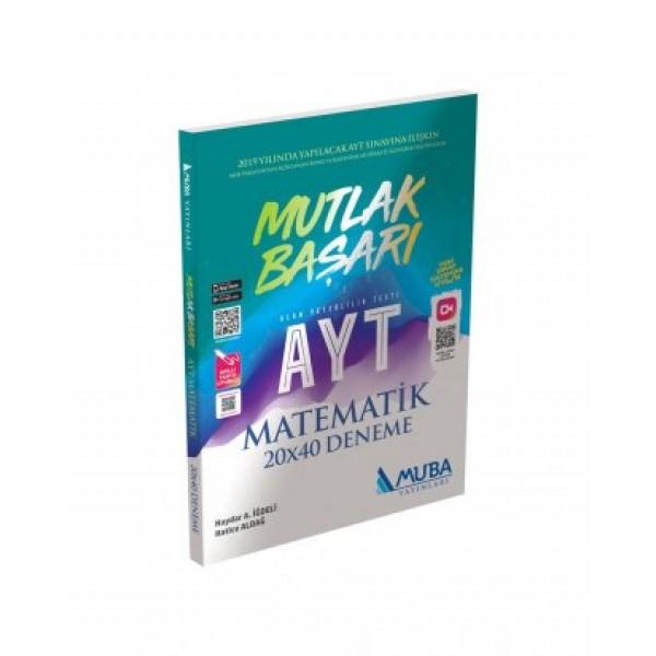 Mutlak Başarı AYT Matematik 20X40 Deneme