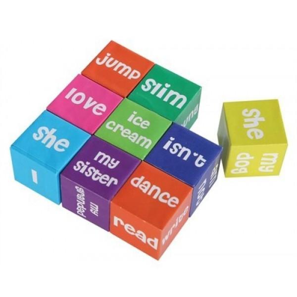 Neva Toys Neva Küp - İngilizce Öğreniyorum-1  NET FİYAT