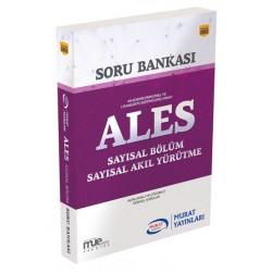 2019 ALES Sayısal Bölüm Sayısal Akıl Yürütme Soru Bankası Murat Yayınları