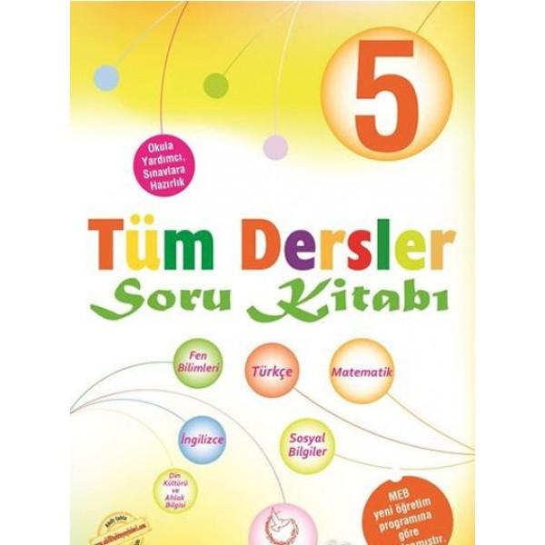 5. Sınıf Tüm Dersler Soru Kitabı
