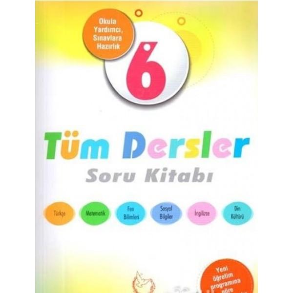 6. Sınıf Tüm Dersler Soru Kitabı
