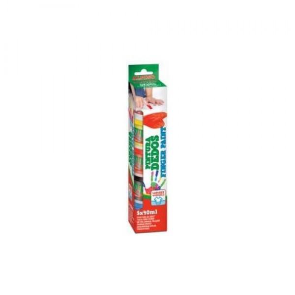 Alpino Parmak Boyası 40Ml 5 Renk