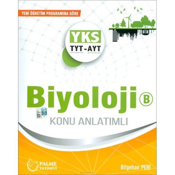 Palme TYT AYT Biyoloji B Konu Anlatımı