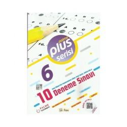6. Sınıf 10 Deneme Sınavı Plus Serisi