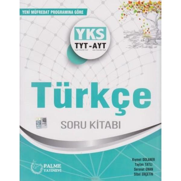 Palme TYT-AYT Türkçe Soru Kitabı