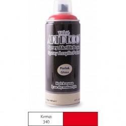 ARTDECO 400SP 3005 SPREY BOYA KIRMIZI 400 ML