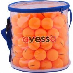 Avessa Delta 100 Adet Pinpon - Masa Tenisi Topu