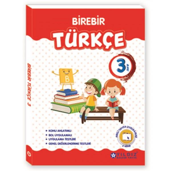 3.Sınıf Birebir Türkçe Yıldız Yayınları