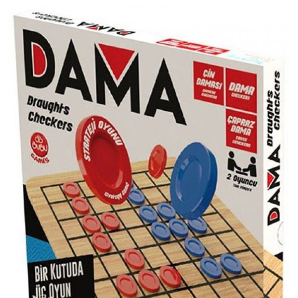Bu Bu Games Çin Daması GM0019