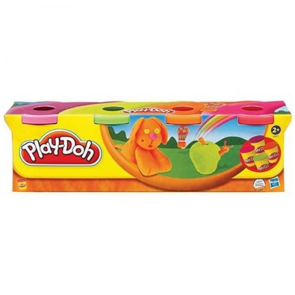 Play-Doh Oyun Hamuru 4 Lü