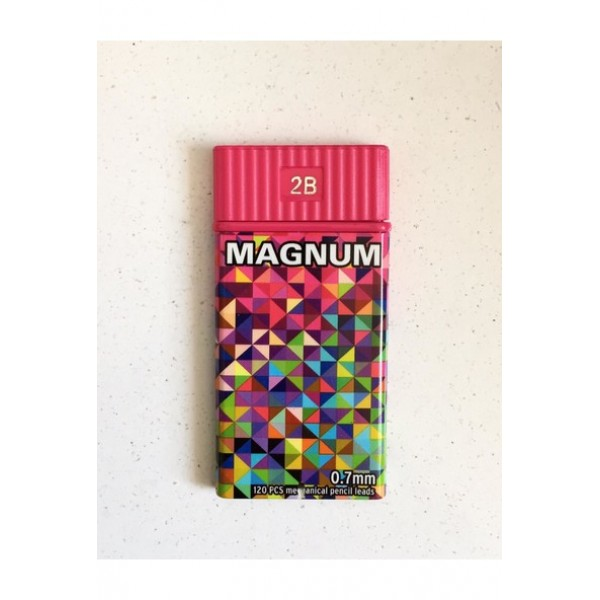 Magnum 0.7 mm Versatil Kalem Ucu 2B Min