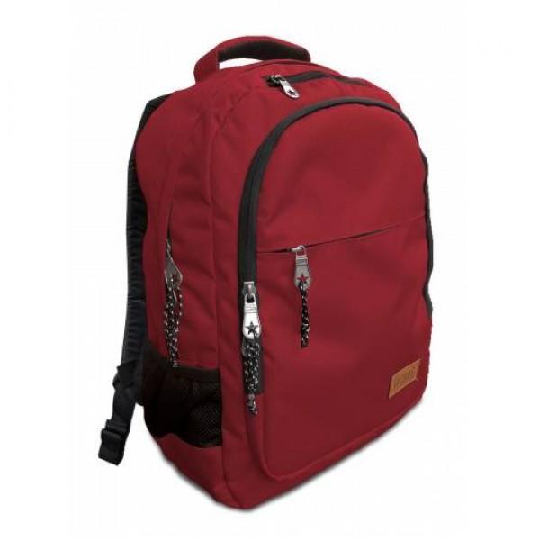 Jacbag Okul Sırt Çantası Student Jac-45 Kırmızı