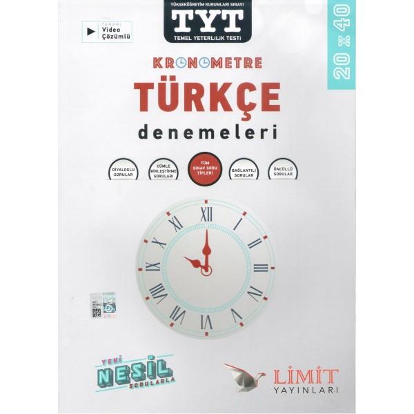Limit TYT Türkçe Denemeleri