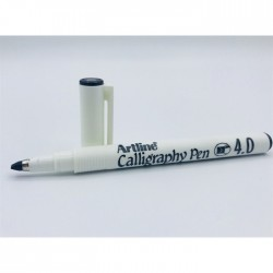 ARTLİNE 244 CALLİGRAPHY KALEM 4.0mm SİYAH