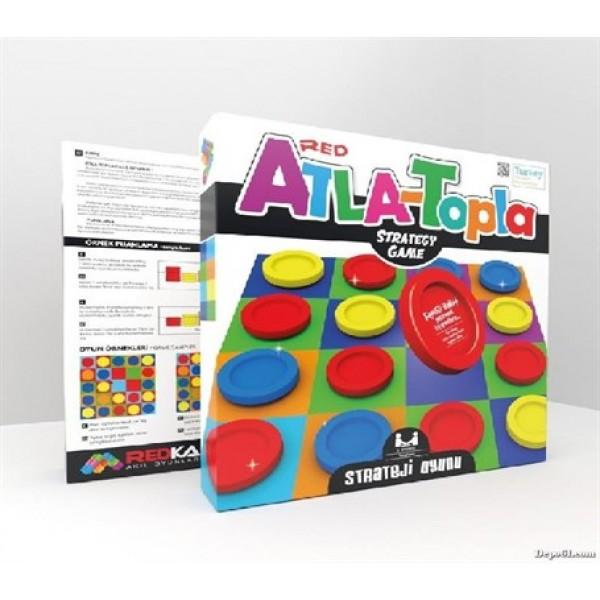 Atla Topla Strateji ve Zeka Oyunu REDKA Akıl Oyunları