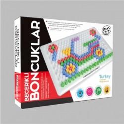 Becerikli Boncuklar Bead Art Kum Toys