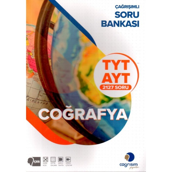 Çağrışım Yayınları TYT AYT Coğrafya Çağrışımlı Soru Bankası