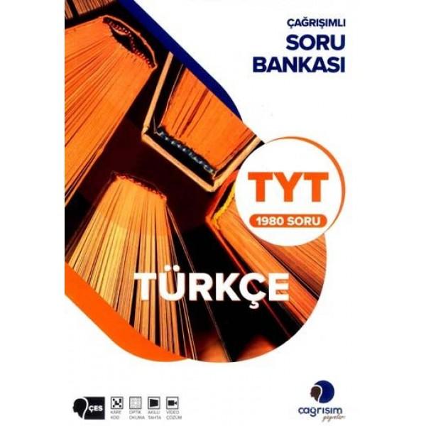 Çağrışım Yayınları TYT Türkçe Soru Bankası
