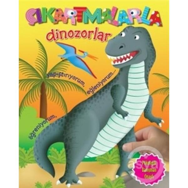 Çıkartmalarla Dinozorlar