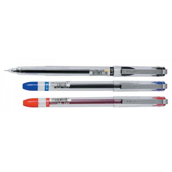 Dong-A Tükenmez Kalem My-Gel Jel 0.5 MM İğne Uç Mavi