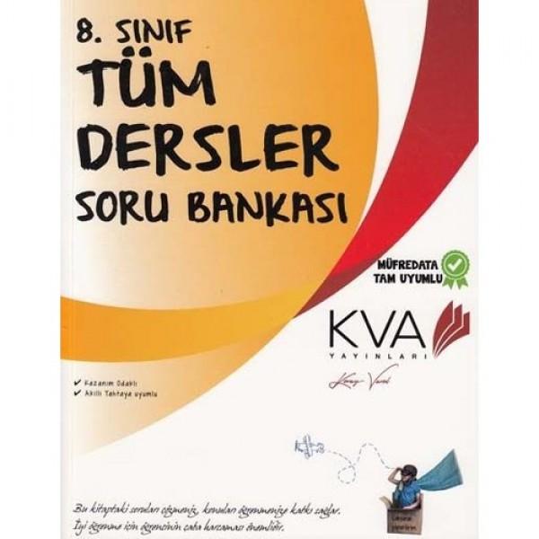 Koray Varol Akademi KVA 8. Sınıf Tüm Dersler Soru Bankası