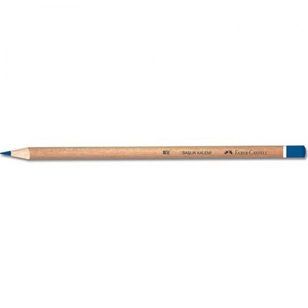 Faber-Castell Kurşun Kalem Başlık Natural Mavi