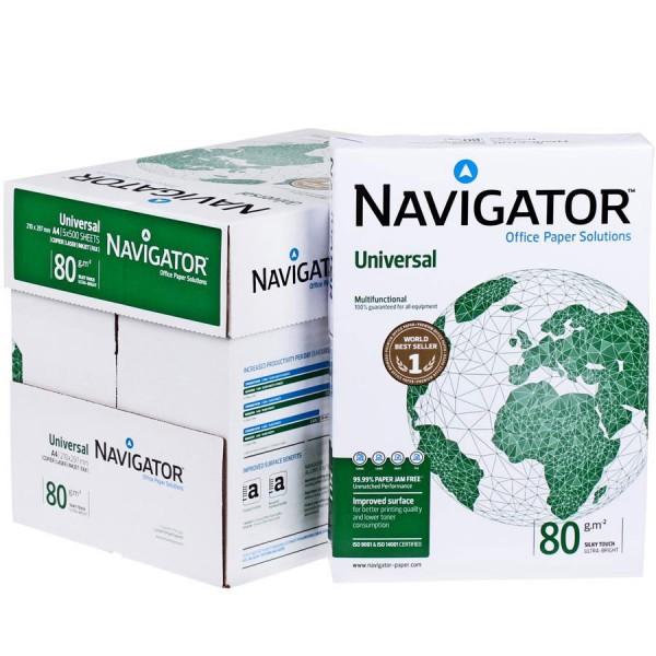Navigator A4 Fotokopi Kağıdı 80 Gr